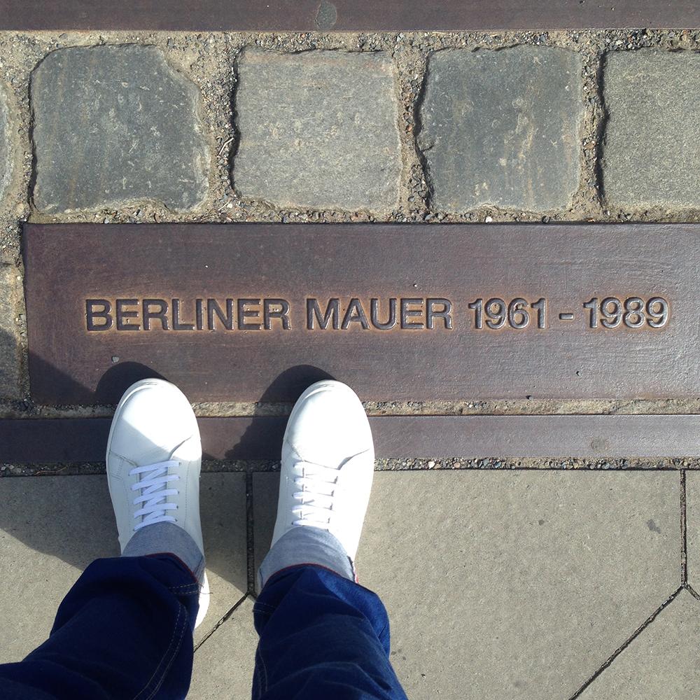 berlin wall travelvince