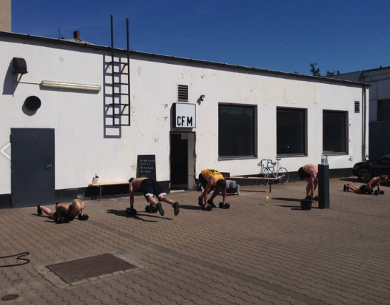 Image from CrossFit Mitte's website