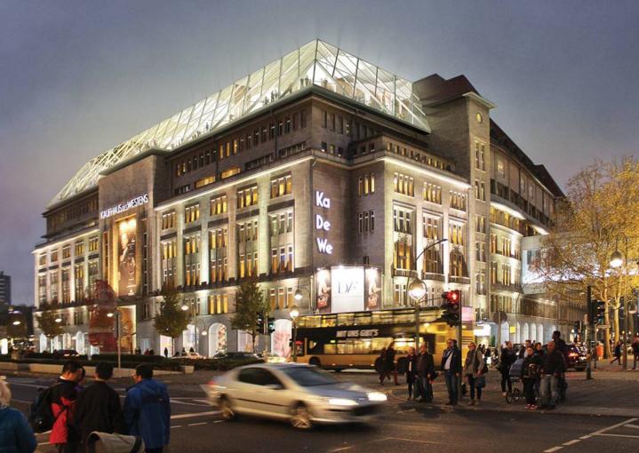 KaDeWe Berlin shopping TravelVince