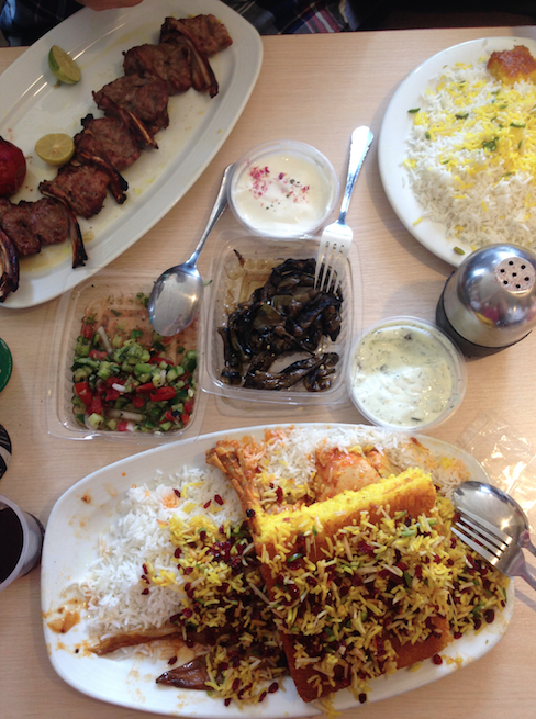 Moslem Restaurant Tehran TravelVince