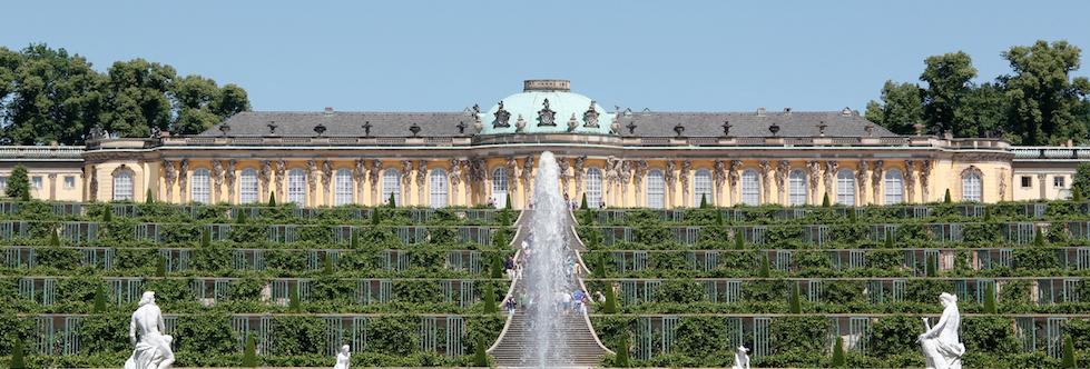 Sanssouci Palace – Potsdam