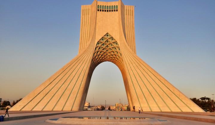 Azadi Monument Tehran TravelVince