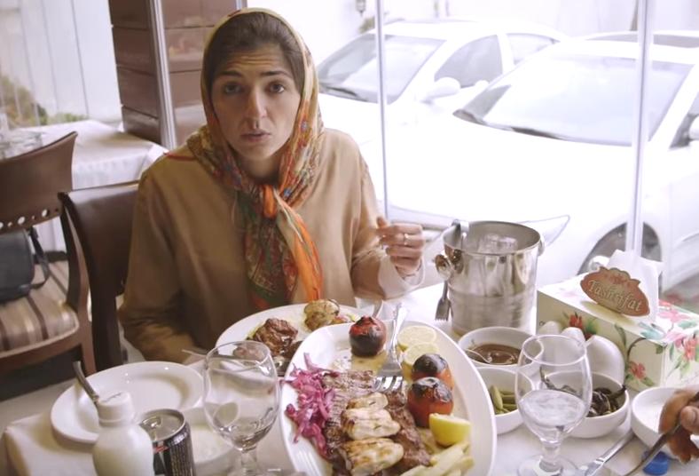 Gelareh Kiazand takes you on an eating tour of Tehran for Munchies