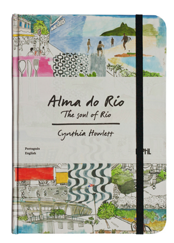 Alma do Rio Soul of Cynthia Howlett