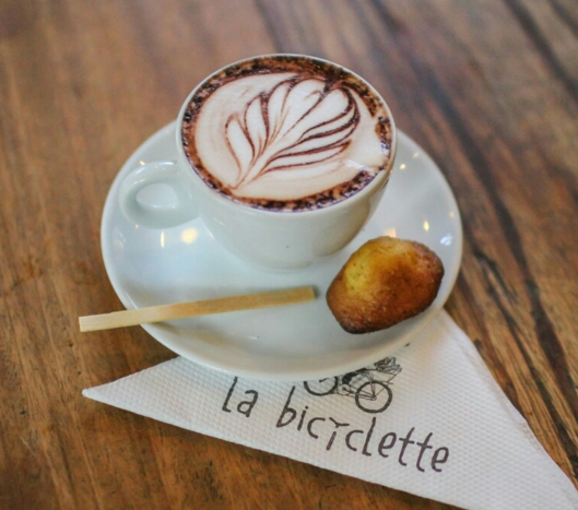 Image taken from La Bicyclette's Instagram