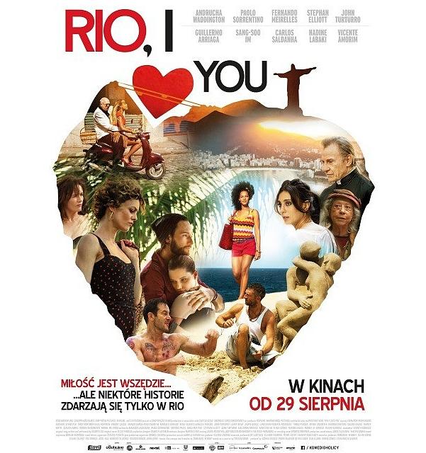 Movie Rio I love you TravelVince