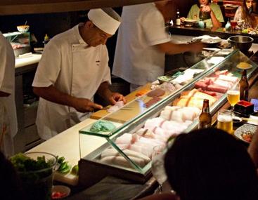 Image taken from Sushi Leblon's website