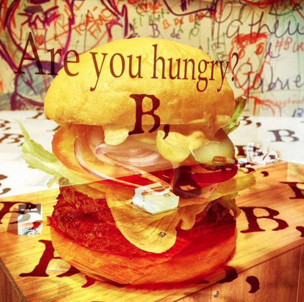 B de Burger Rio Ipanema TravelVince eating