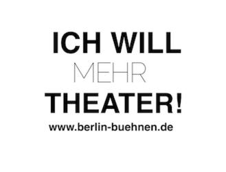 Image taken from Berlin Bühnen on Facebook