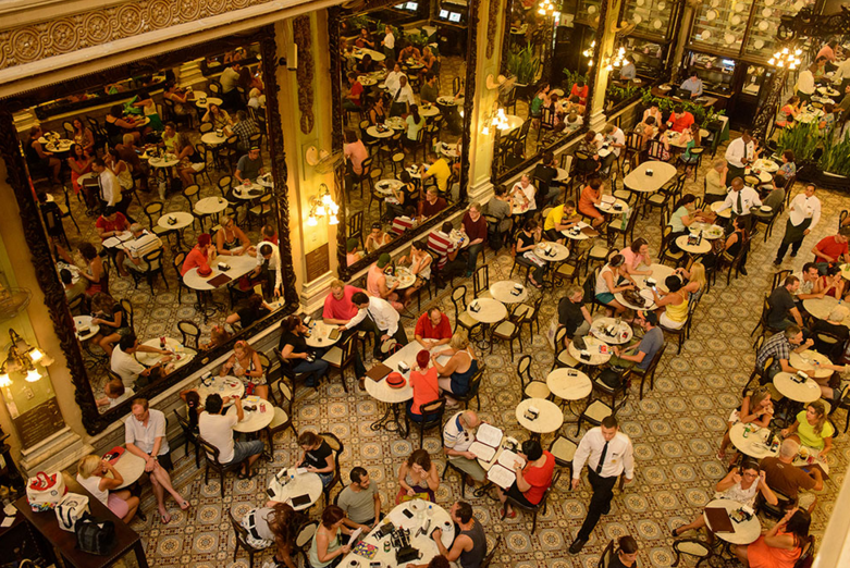 Image taken from Confeitaria Colombo's website