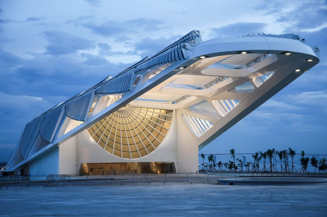 Image taken from Museum of Tomorrow's website