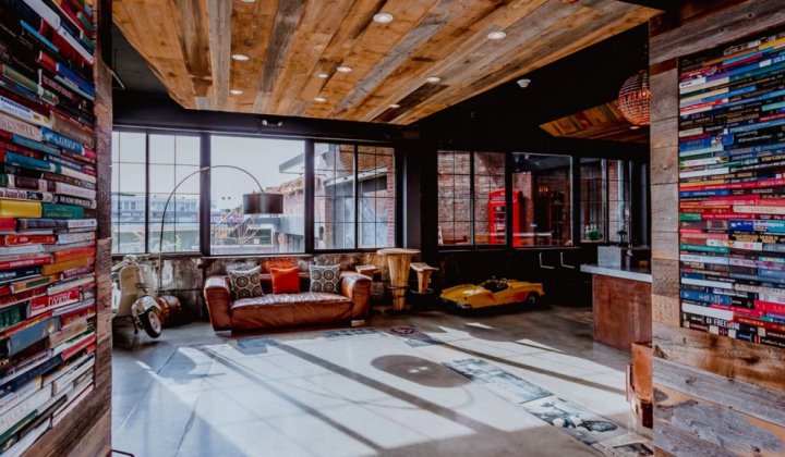 Paper Factory Hotel in New York – image from hotel's website