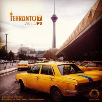 Tehranto Podcast Cover