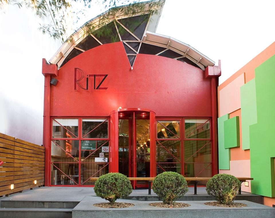 Image taken from Ritz's website