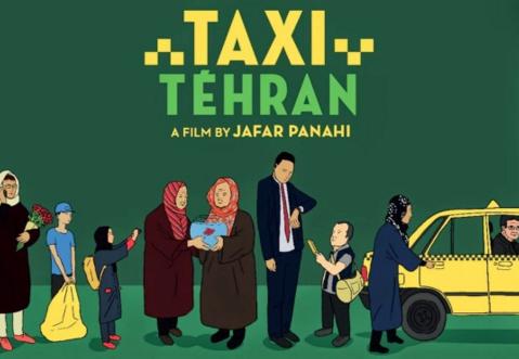 Taxi Tehran Jafar Panahi film TravelVince