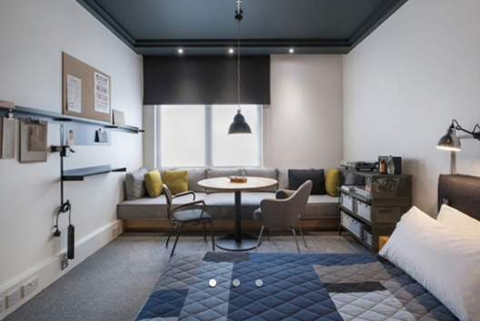 Image from Ace Hotel Shoreditch – Deluxe Double Room