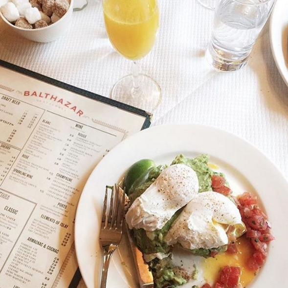 Image from Balthazar London on Instagram