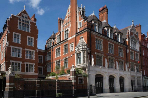 Image from Chiltern Firehouse's website