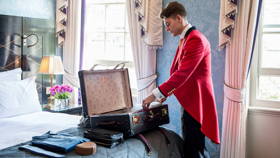 Image from The Goring's website