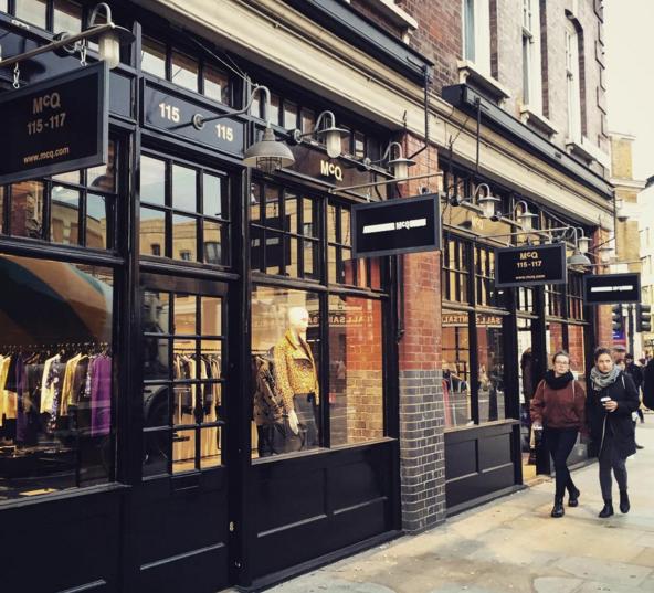 Image from Old Spitalfields Market on Instagram