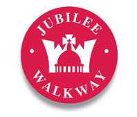 Signs of the Jubilee Walkway from TfL website