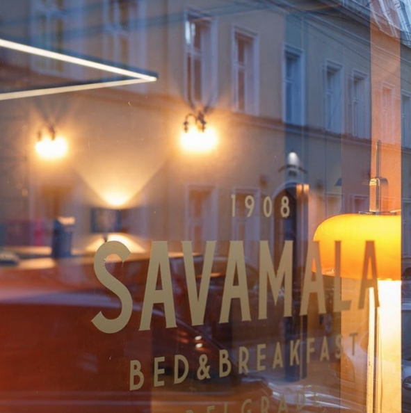 Image from Savamala Bed and Breakfast on Instagram