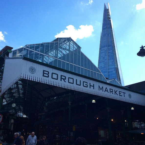 Image from Borough Market on Instagram