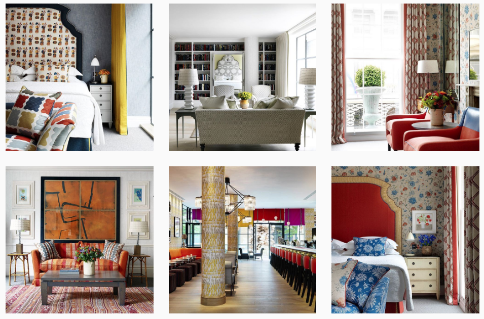 Image from Firmdale Hotels on Instagram