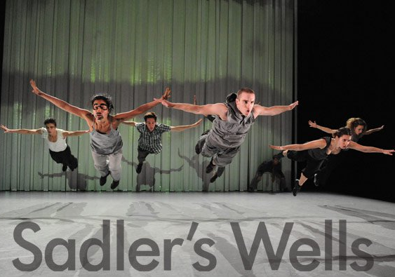 Jasmin Verdimont Company – Image from Sadler's Wells on Facebook