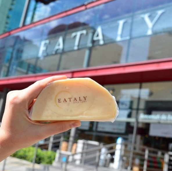 Image from Eataly SP on Instagram