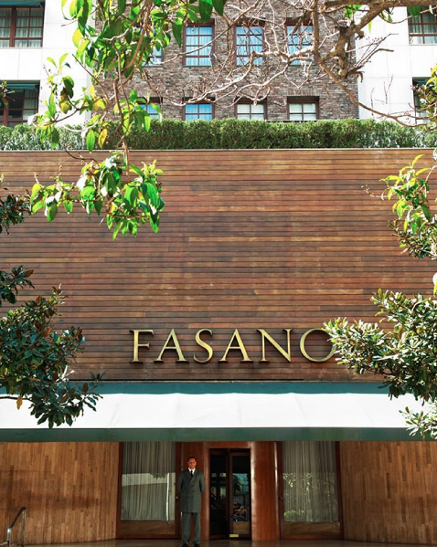Image from Fasano on Instagram