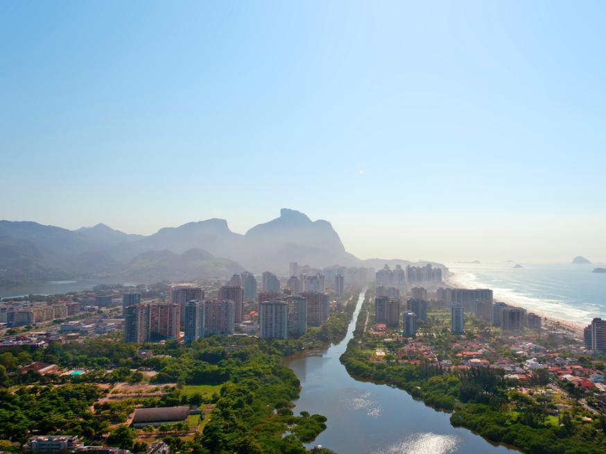 Barra da Tijuca, Rio – Mark Schwettmann