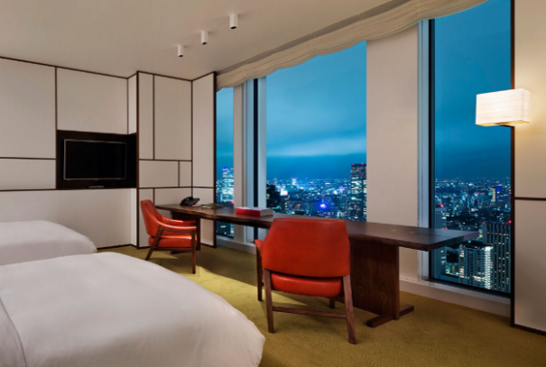 Image from Andaz Toranomon Hills's website