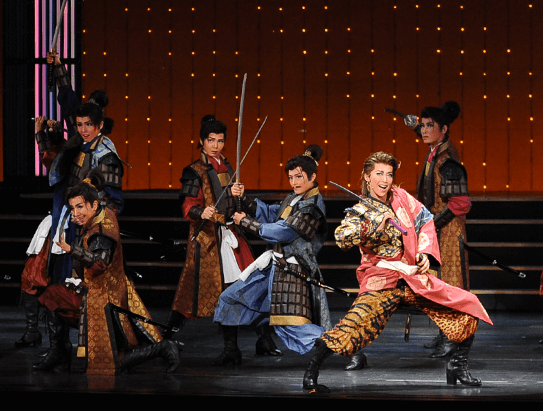 Image from Takarazuka Review's website