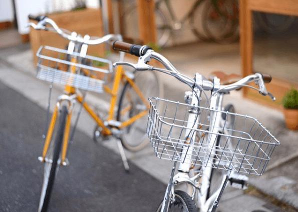 Image from Tokyo Bike Rentals on Instagram
