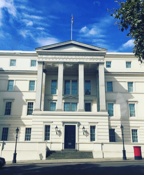 Image from The Lanesborough on Instagram