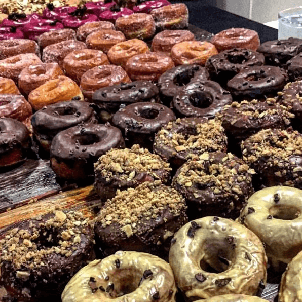 Image from Dough Doughnuts on Instagram