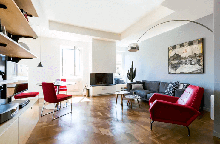 Image from One Fine Stay website - apartment Via Giovanni Miani