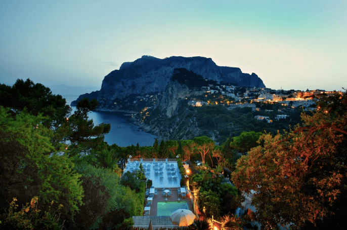 Image from Villa Brunella's website